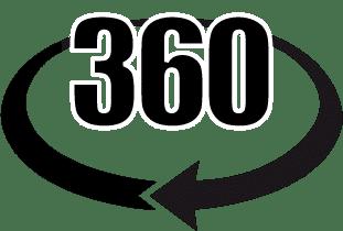 360 graden productfotografie