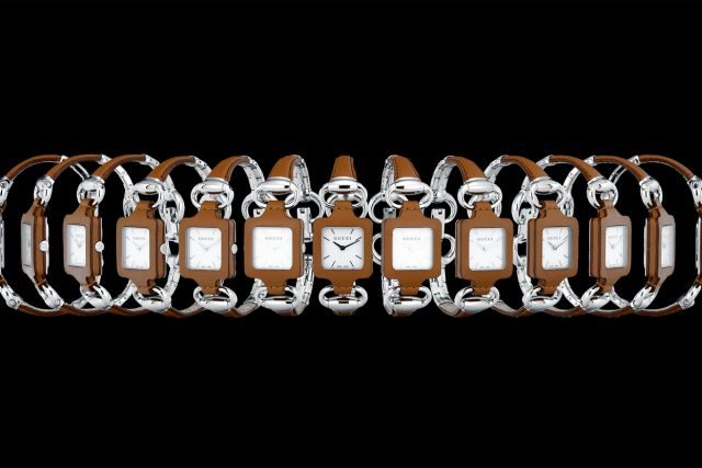 multiple images of watch